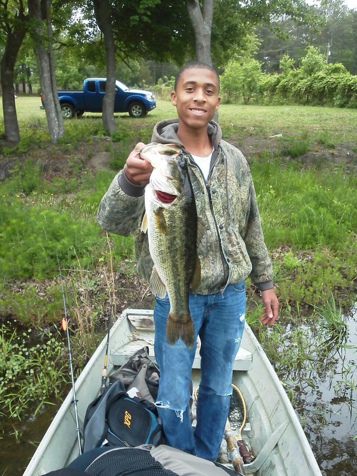 Fishing in Lexington, SC